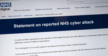 Hospital Clinics In The UK And Around The World Down After Cyber-attacks Via Ransomware Virus