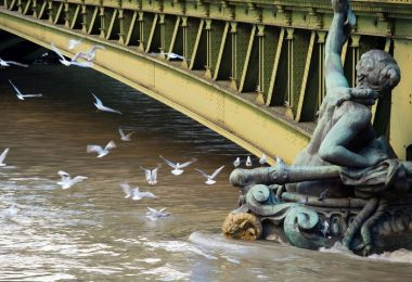 Flood Alert In Paris - Seine River Still On The Rise