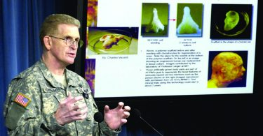 New Advances In Regenerative Medicine From US Army Research - Regrowing Bone, Muscle, Skin