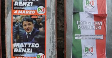 Voters In Italy Show Worrying Levels Of Euroskepticism - The Preliminary Results